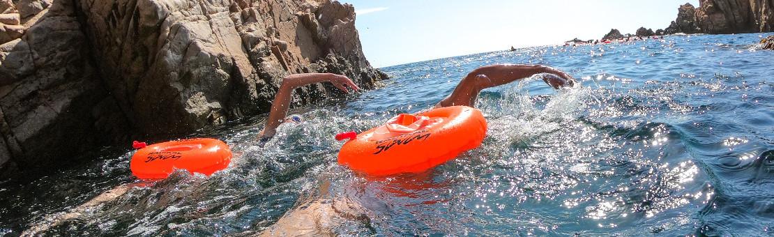 Disfruta de las aguas abiertas